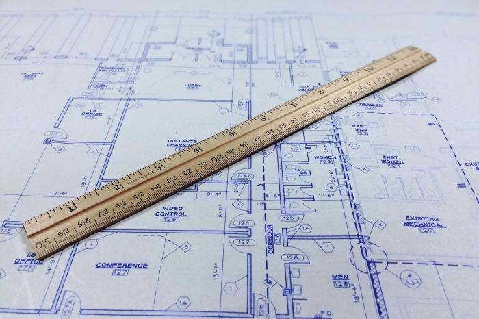¿Cómo leer los planos de una casa?